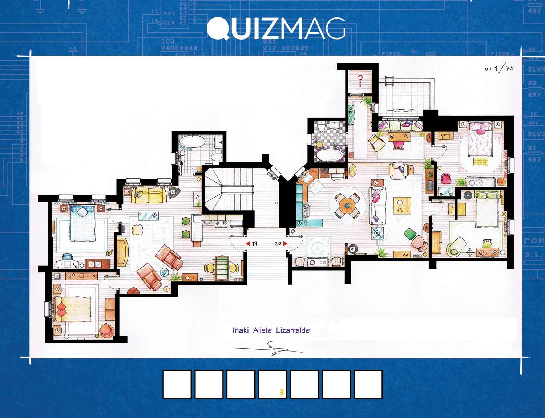 SerienGrundrisse_04 Erkennt ihr die Grundrisse dieser Serienwohnungen?