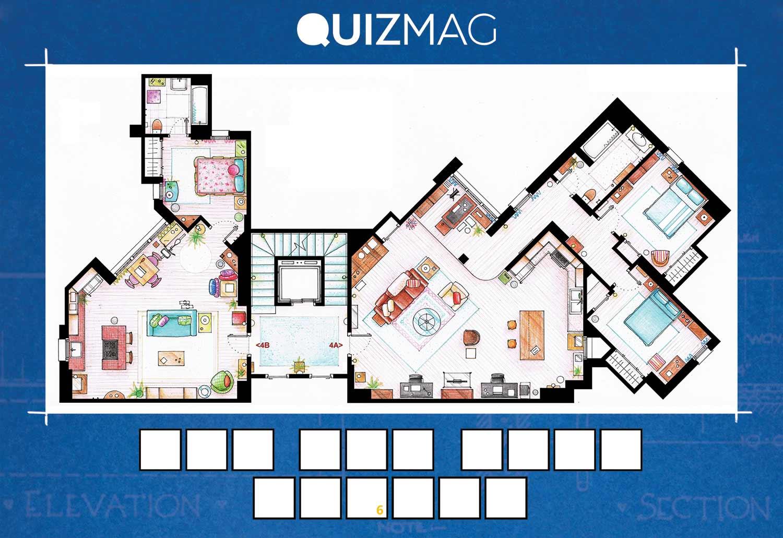 SerienGrundrisse_05 Erkennt ihr die Grundrisse dieser Serienwohnungen?