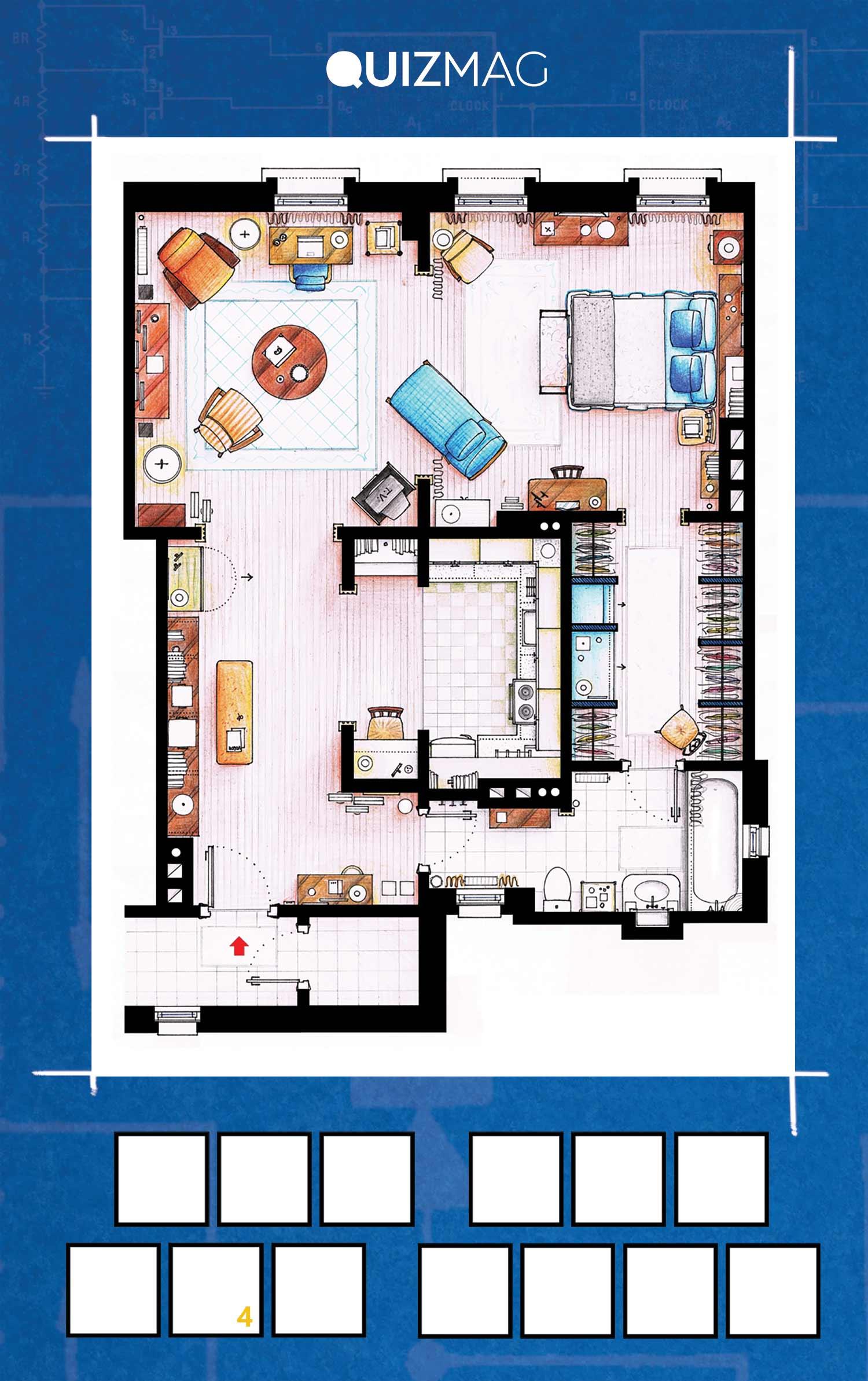 SerienGrundrisse_07 Erkennt ihr die Grundrisse dieser Serienwohnungen?