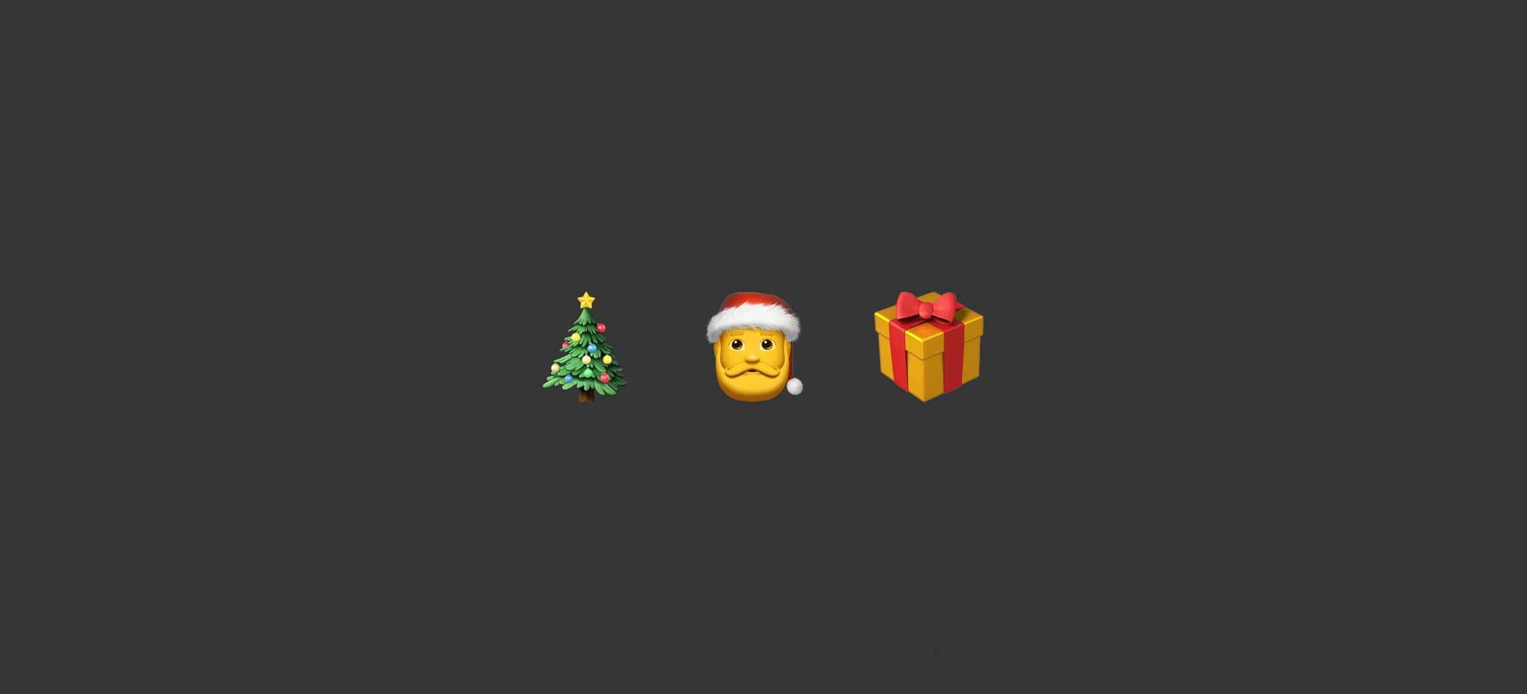 Coole Weihnachtslieder.Weihnachtslieder In Emojis Quizmag Popkultur Rätsel Für Coole Köpfe